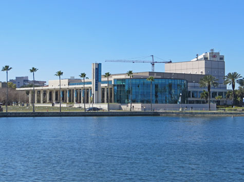 Mahaffey Theater for the Arts, St. Petersburg FL
